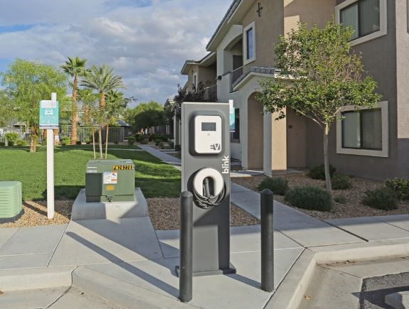 Onsite Charging Center at South Blvd, Nevada, 89183