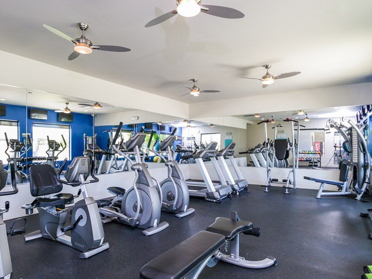 Gym at South Blvd, Las Vegas, Nevada