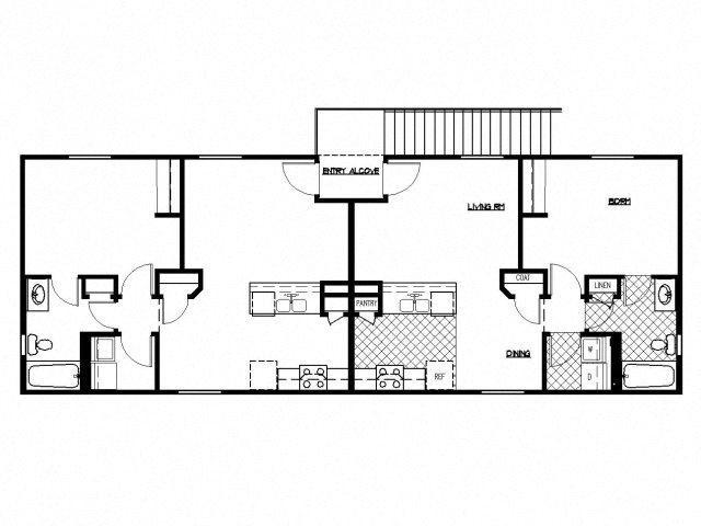 1 2 3 Bedroom Apartments In Las Vegas Nv South Blvd