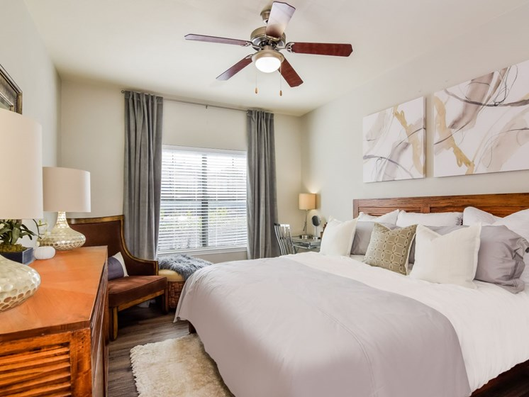 Spacious Bedroom at Palm Valley, Round Rock, Texas