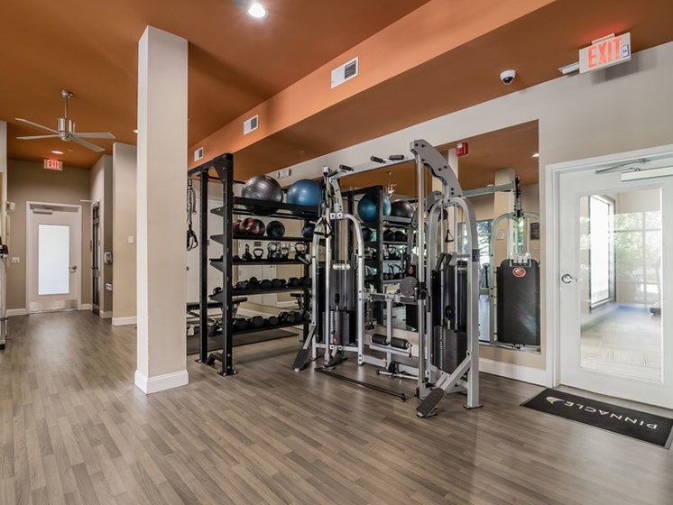 Two State-Of-The-Art Fitness Facility With Yoga And Strength Training at Sorelle, Georgia