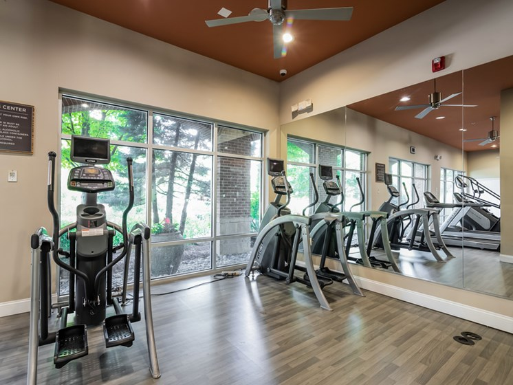 State-Of-The-Art Gym And Spin Studio at Sorelle, Atlanta