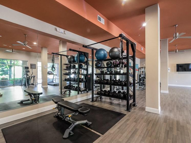 State Of The Art Fitness Center at Sorelle, Atlanta, Georgia