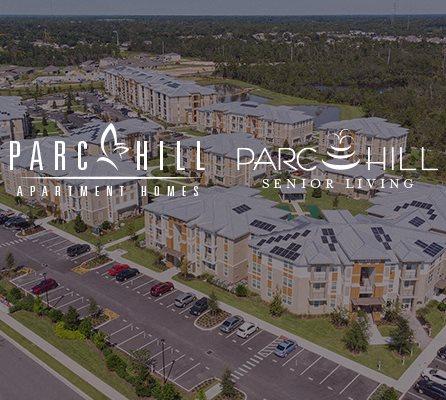 Parc Hill banner