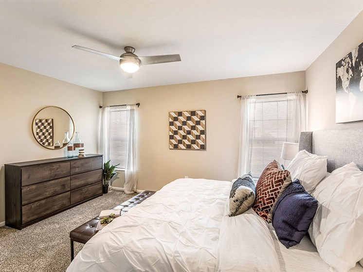 Mauldin South Carolina Apartment Rentals Near Greenville SC Redwood Mauldin Main Bedroom Suite