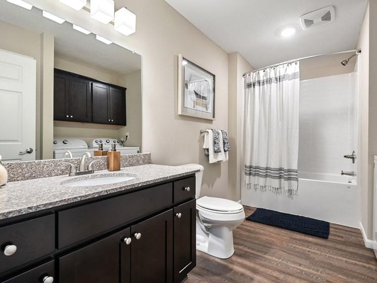 Texas Township MI apartment rentals Redwood Texas Township Bathroom