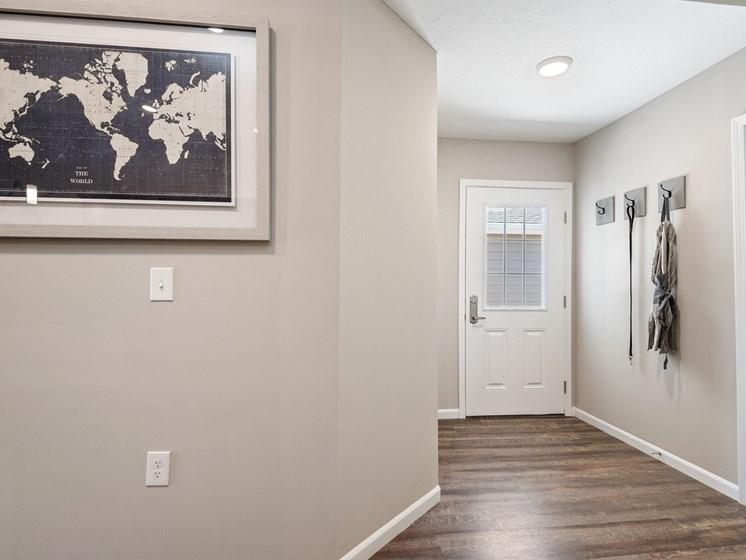 Texas Township MI apartment rentals Redwood Texas Township Entryway