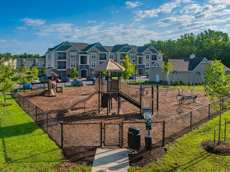 Playground at Abberly Square Apartment Homes, Waldorf, MD