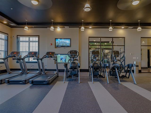 Cardio Arena at Abberly Square Apartment Homes, Waldorf