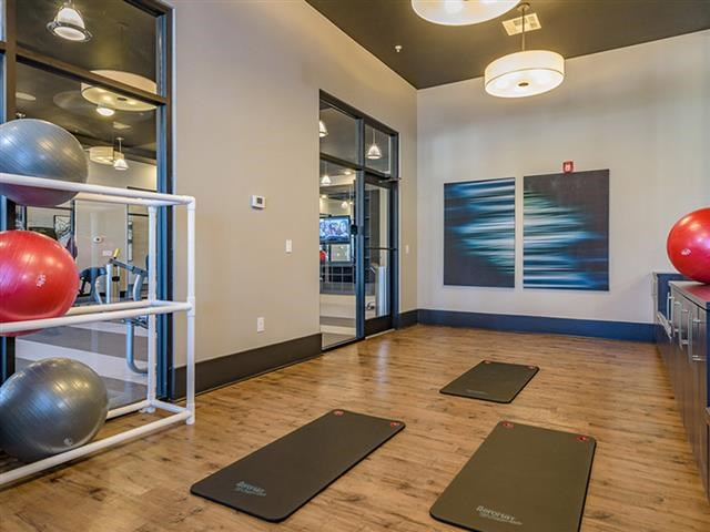 Yoga and Spin Studio at Abberly Square Apartment Homes, Waldorf, 20601
