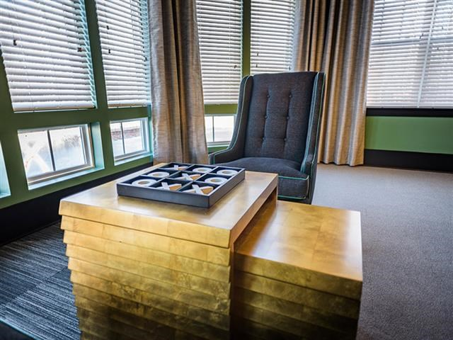 Game Room at Abberly Square Apartment Homes, Waldorf, Maryland