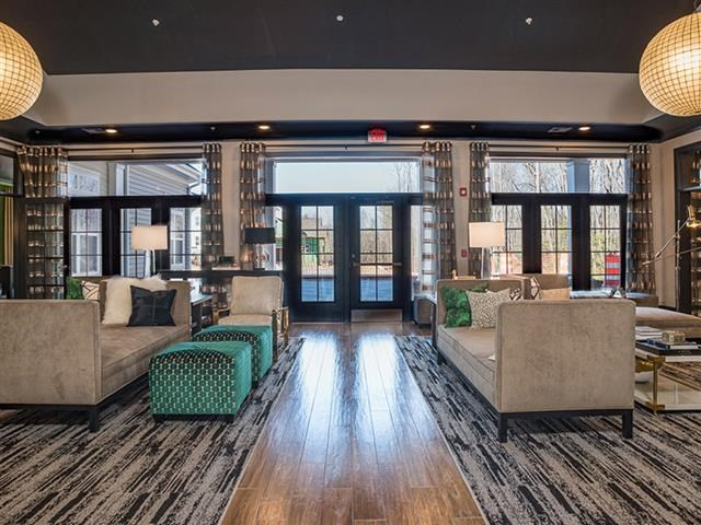Community Clubhouse at Abberly Square Apartment Homes, Waldorf