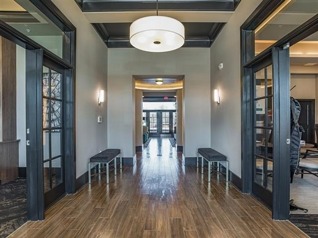 Large Hallways at Abberly Square Apartment Homes, Waldorf
