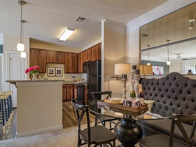 Elegant Dining Room at Abberly Square Apartment Homes, Waldorf, MD