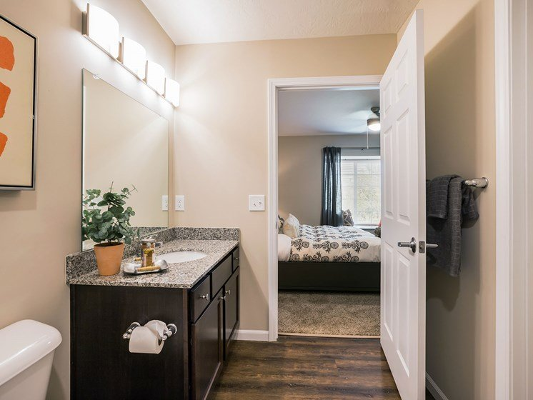Lafayette Indiana  Apartment Rentals Redwood Lafayette  Two Full Bathrooms