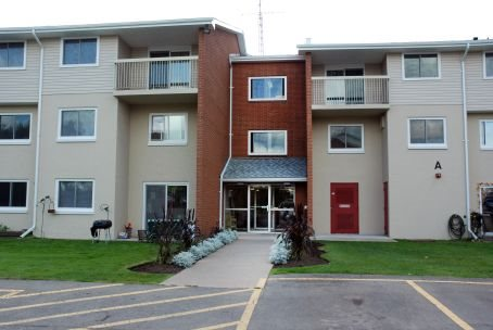 High Street Apartments exterior image of building in Fort Erie, ON