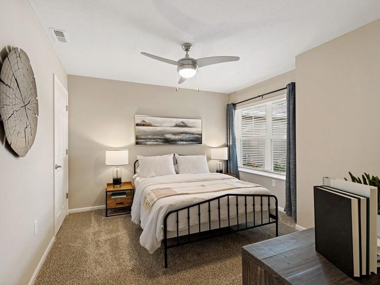 Brownstown Michigan  Apartment Rentals Redwood Brownstown Main Bedroom Telegraph Sibley Road Bedroom