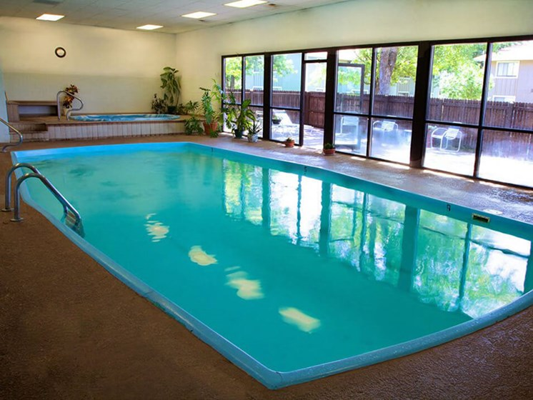 Indoor pool in Canon City
