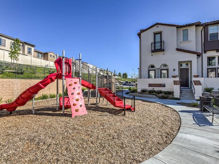 Playground at The Vineyards at Paseo del Sol, Temecula, CA
