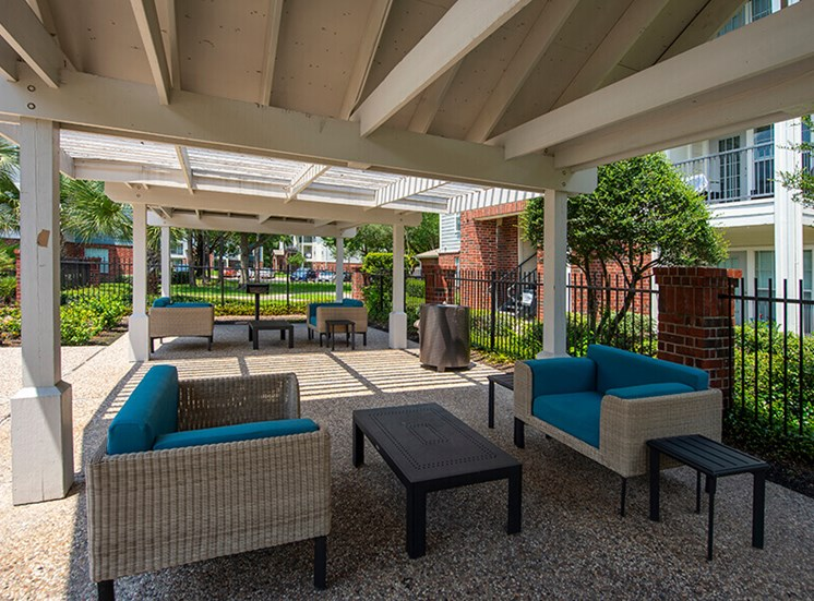 Outdoor Patio Area at 8181 Med Center, Houston, 77054