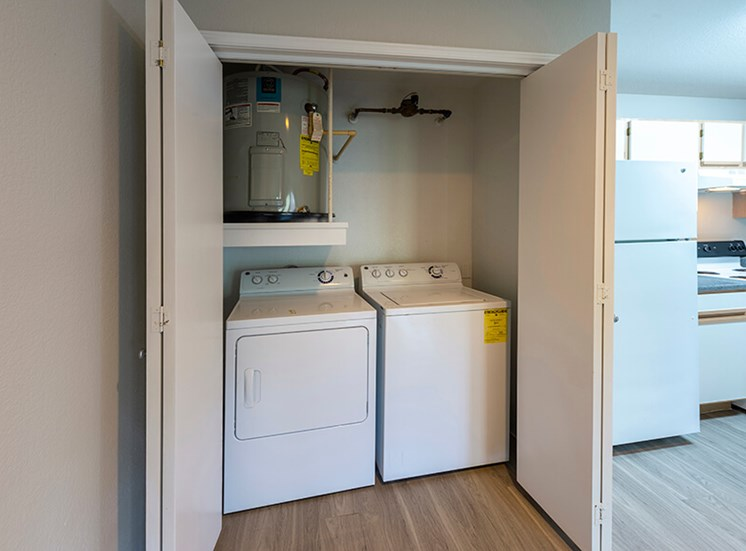 Washer And Dryer In Unit at 8181 Med Center, Houston, Texas