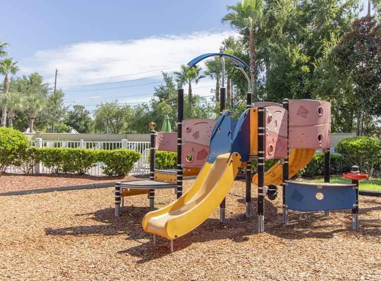 Ample And Open Play Area