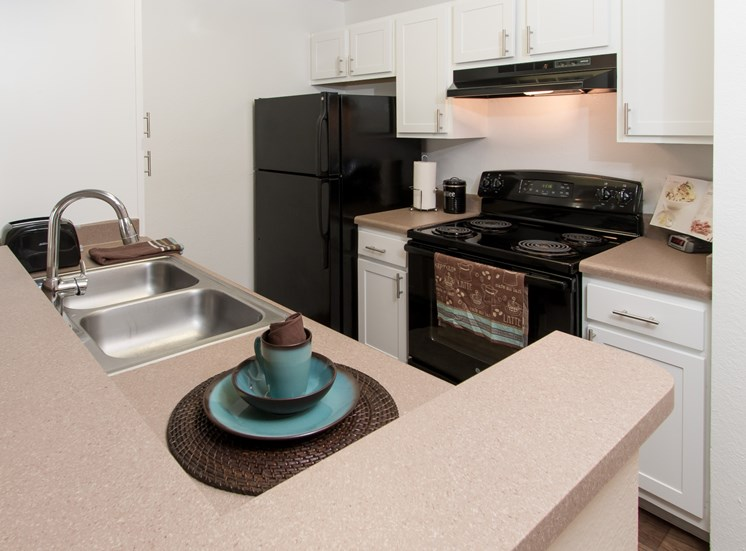 Kitchens With Ample Storage