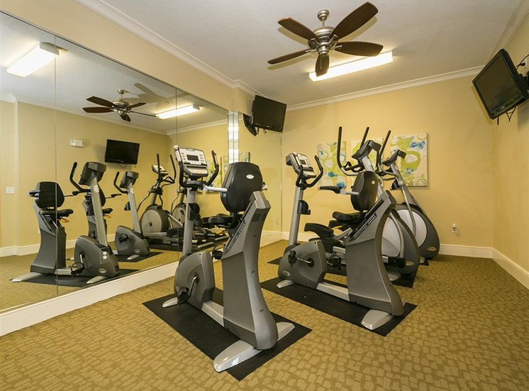 The Fitness Center Is Open 24/7