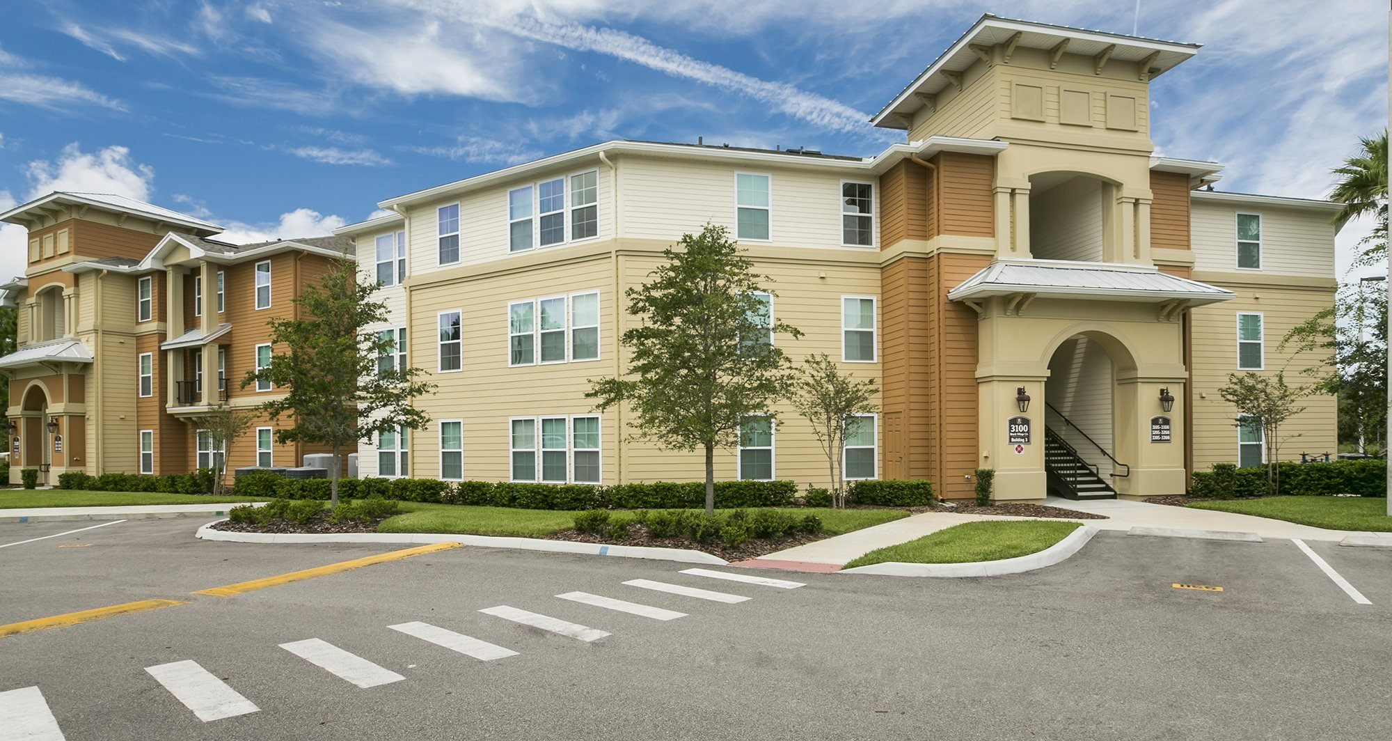Luxury Apartment Homes Available