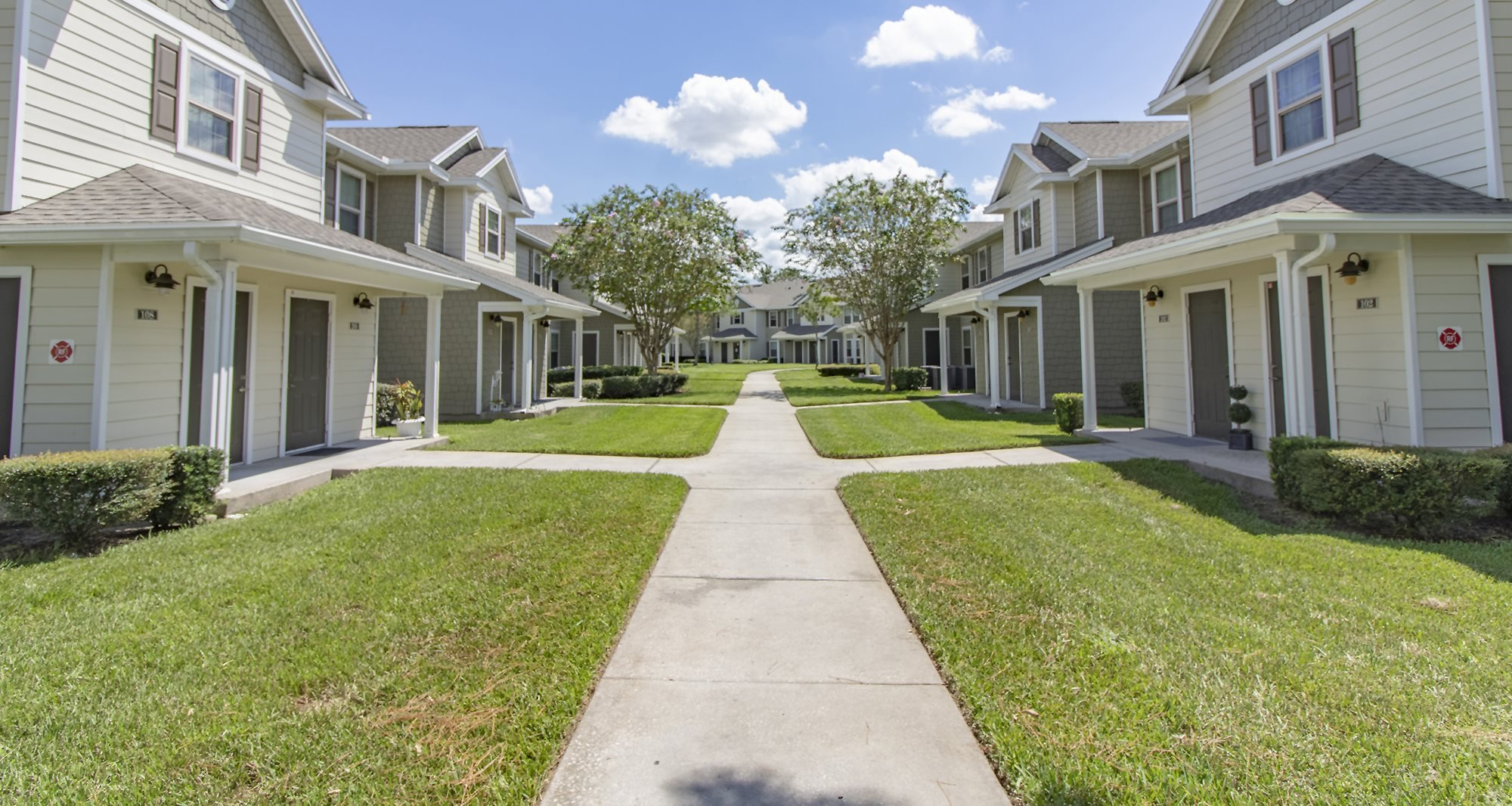 Apartment Homes Available