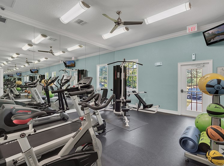 World-Class Fitness Center