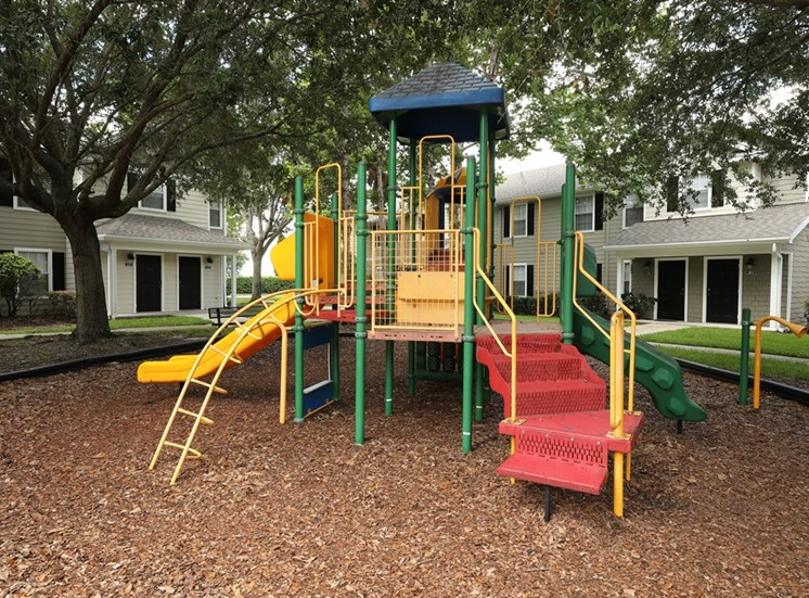 On Site Children'S Playground
