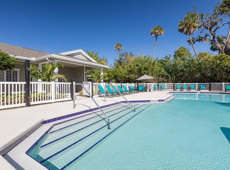 Turquoise Swimming Pool