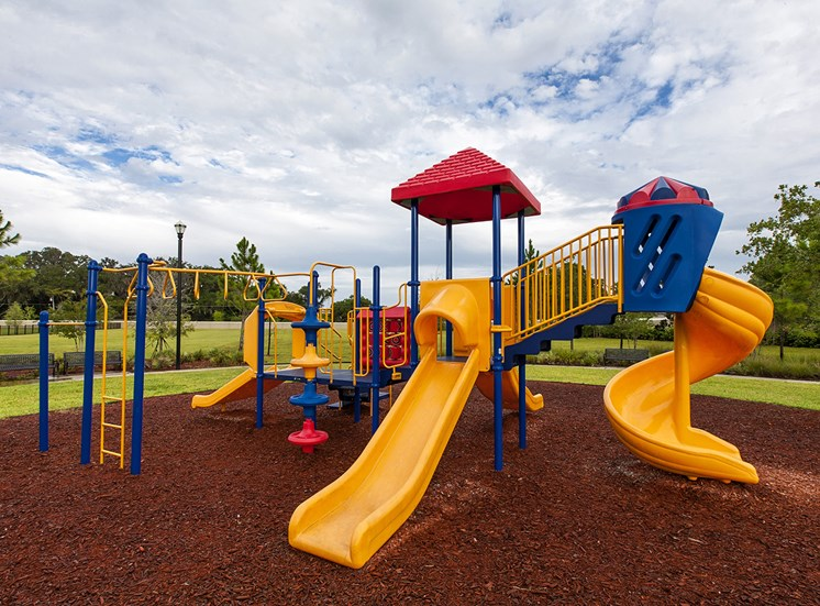 Secured Play Area