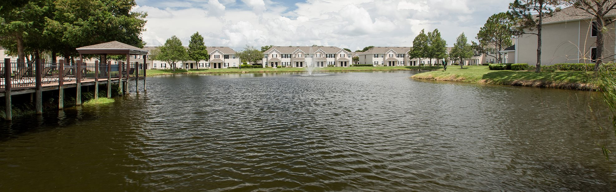 Breathtaking Lake View From Property