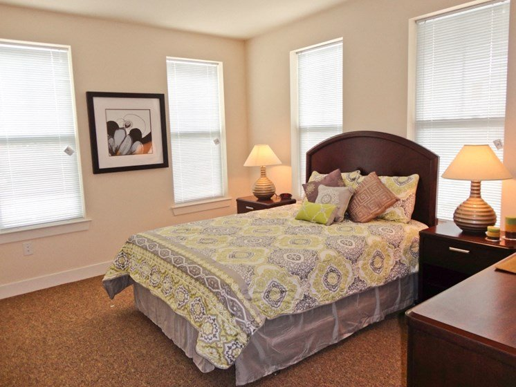 Rush Crossing bedroom in Trenton, NJ