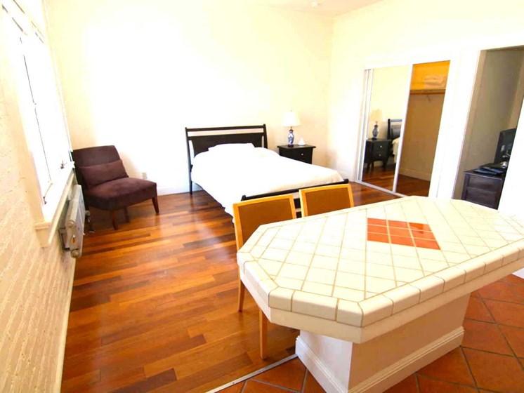 Sonoma Suites Bedroom