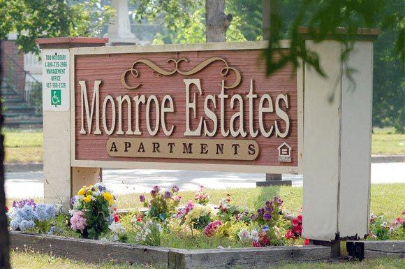 Monroe Estates Exterior 1