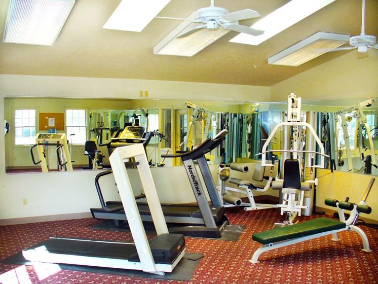 Maple Lane Apartments Fitness Center