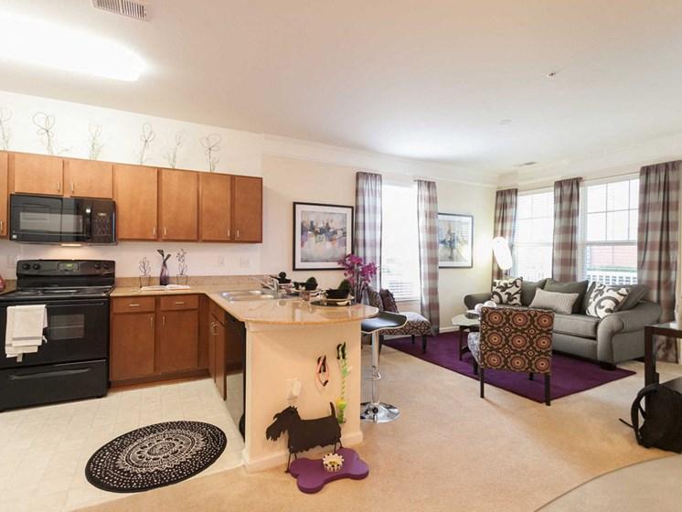 see inside 1200 Acqua Apartment homes