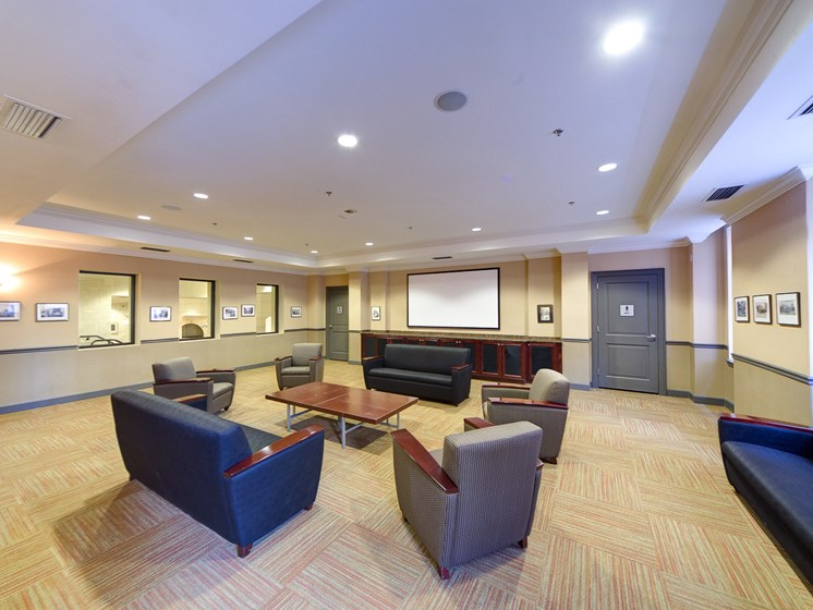 The Carling Apartments | Jacksonville, FL | Resident Club Room