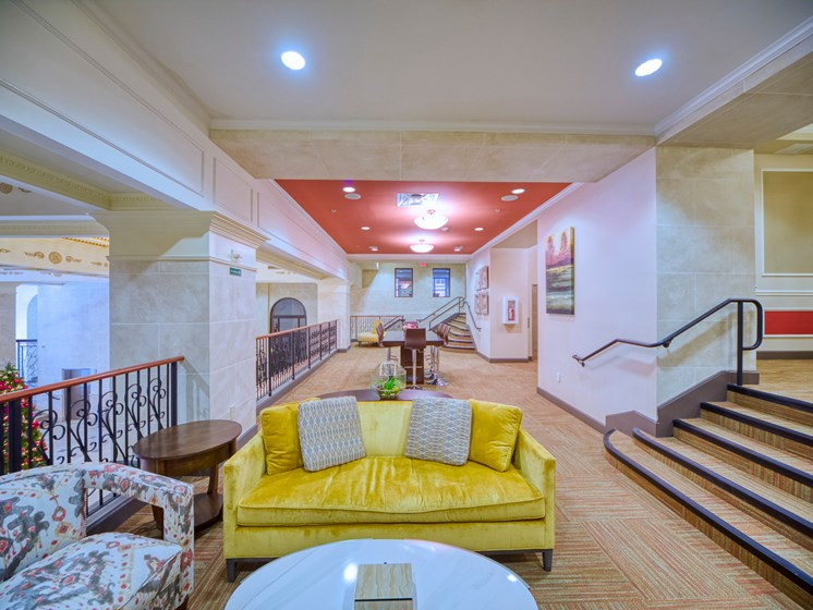 The Carling Apartments | Jacksonville, FL | Resident Lounge