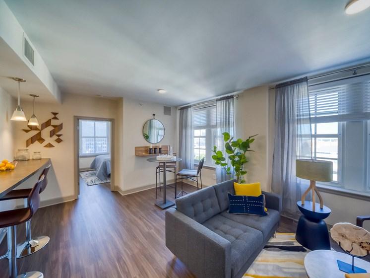 The Carling Apartments | Jacksonville, FL | Model Apartment
