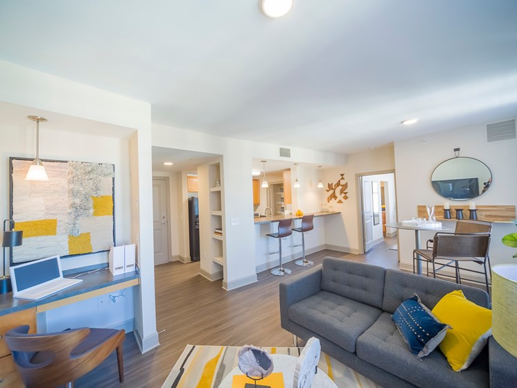 The Carling Apartments | Jacksonville, FL |  Model