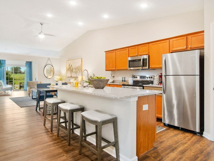 Medina OH Apartment Rentals Redwood Blackberry Trails Of Montville Wadsworth Rd Upgraded Kitchen To Living