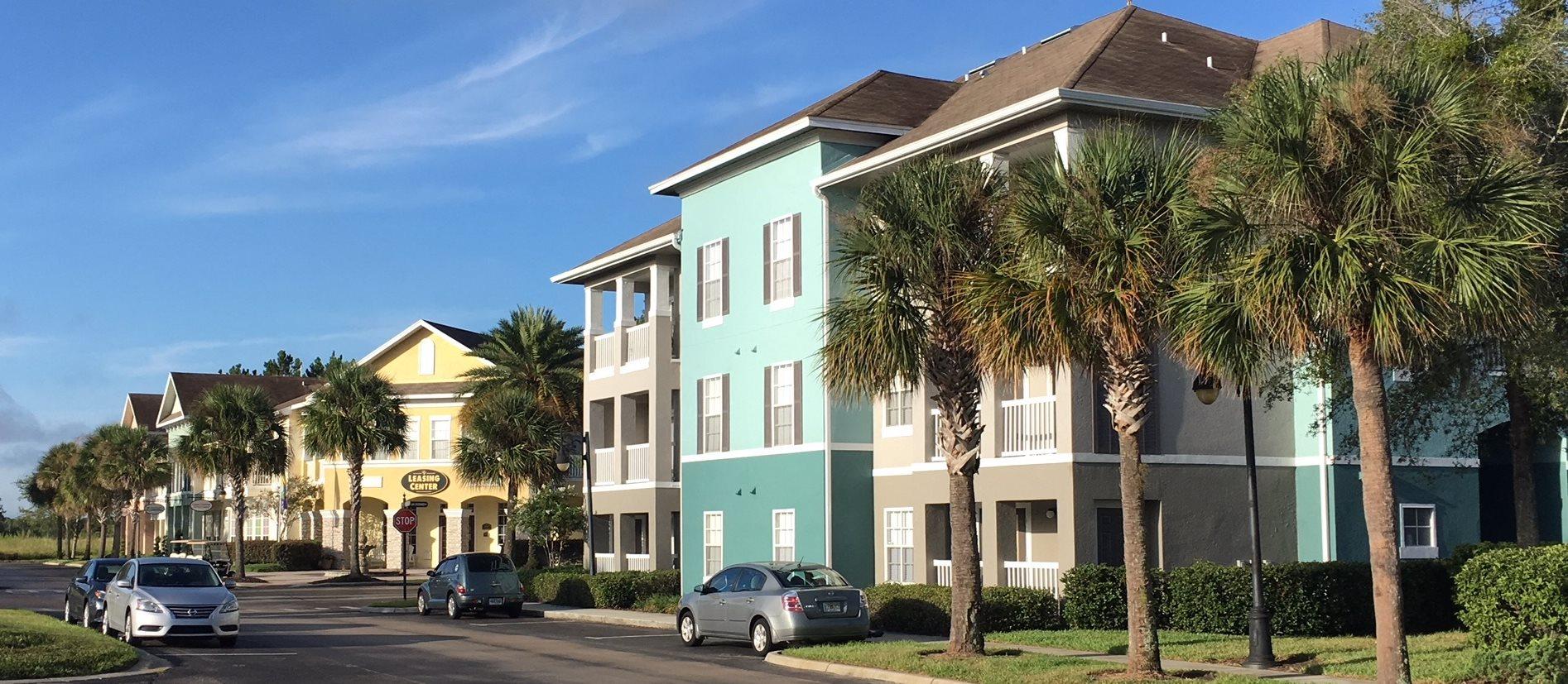 Ridgepointe Apartments
