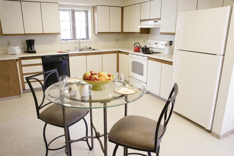 Eat-in Kitchens at Birchwood Homes, Fairbanks, AK,99701