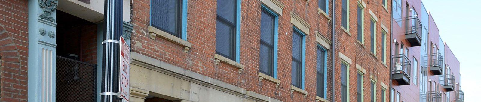 Exterior-Mercer Commons Apartments Cincinnati, OH