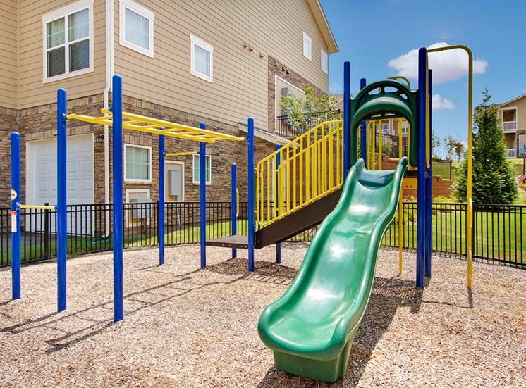 Resident Playground at Enclave at Bailes Ridge Apartment Homes, South Carolina