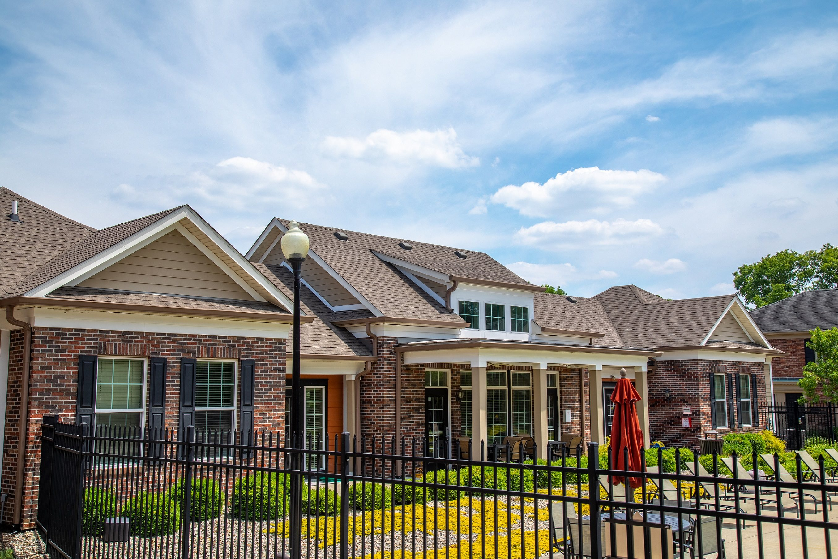 Private Gated Community at Buckingham Monon Living, Indiana